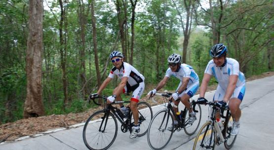 Circuit en Thaïlande - Thai Swiss Cycling