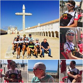 Cycling in Portugal - Thai Swiss Cycling